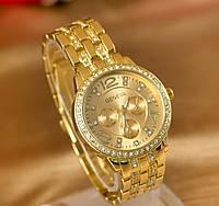 Часы женские Geneva Paidu Swarowski три цвета