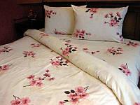 Комплект постельного белья Tirotex бязь полуторка полуторный 4
