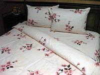Комплект постельного белья Tirotex бязь полуторка полуторный 5