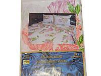 Комплект постельного белья Tirotex бязь полуторка полуторный 14