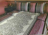 Комплект постельного белья Tirotex бязь полуторка полуторный 17
