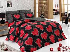 Комплект постельного белья Majoli Ranfors полуторный 2
