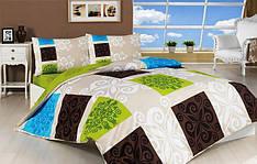 Комплект постельного белья Majoli Ranfors полуторный 4