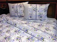 Комплект постельного белья Tirotex бязь евро 4