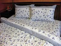 Комплект постельного белья Tirotex бязь евро 11