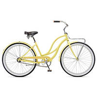 "Велосипед 26"" Schwinn Slik Chik Women 2017 yellow"