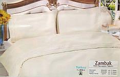 Комплект постельного белья Haspen Zambak Gipur евро