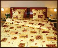 Комплект постельного белья Милана семейный (2 пододеяльника) 3