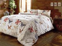Комплект постельного белья Tivolyo Home ранфорс LUNA евро