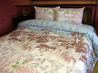 Комплект постельного белья Tirotex жатка двойной нестандартный двуспальный 3