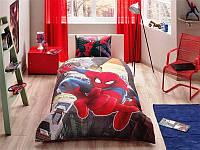 Комплект постельного белья TAC DISNEY SPIDERMAN IN CITY полуторный