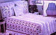 Покрывало на кровать в спальню TANER