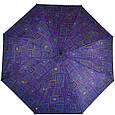 Женский зонт автоматический AIRTON Z3935-5082, синий, антиветер, фото 2