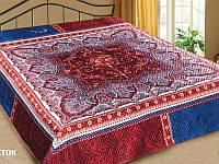 Красивое покрывало для кровати Love You 3D Восток 200x220