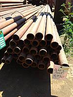 Труба для изготовления конструкций, ферм, навесов , стальная новая Дн 57х2,0-5,0мм