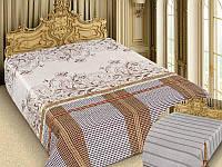 Покрывало на кровать в спальню Love You Barokko 15-015 220x240