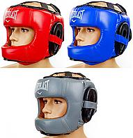 Шлем боксерский с бампером FLEX EVERLAST (р-р M-XL)