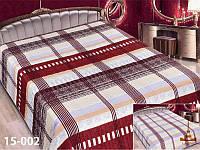 Красивое покрывало на кровать Love You Элегант двусторонее 15-002 220x240