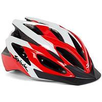 Шлем велосипедный Spiuk HELMET TAMERA 2014 RED/WHITE Size 58-62