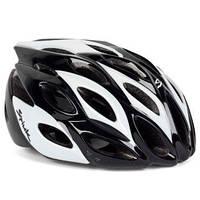Шлем велосипедный Spiuk HELMET ZIRION 2014 BLACK/WHITE Size 53-61