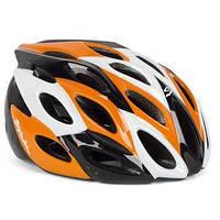 Шлем велосипедный Spiuk HELMET ZIRION 2014 ORANGE/BLACK/WHITE 53-61
