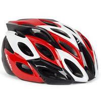 Шлем велосипедный Spiuk HELMET ZIRION 2014 RED/BLACK/WHITE Size 53-61