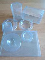 Изготовление прозрачной пластиковой упаковки