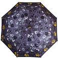 Женский, красивый зонт-автомат AIRTON Z3935-5096, цвет фиолетовый. Антиветер!, фото 2