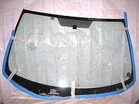 Лобовое стекло MITSUBISHI PAJERO 2000-2002  консоль темная