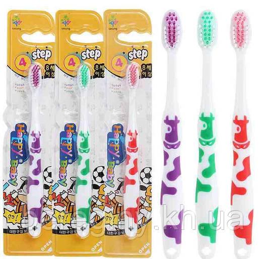 Детские Зубные щетки Коровка - Корея