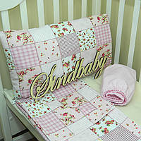 Комплект детского белья в кроватку -13
