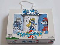 Салфетки махровые с мультгероями 30x50 7