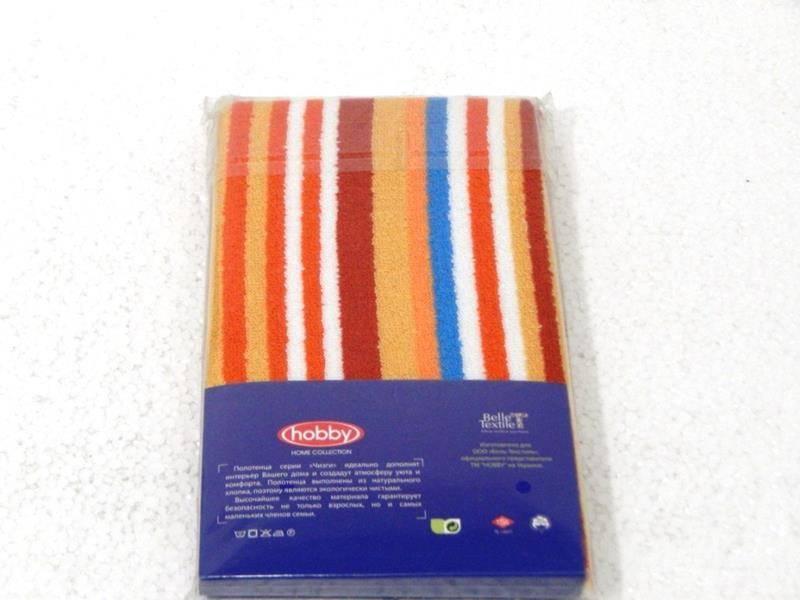 Полотенце Hobby Cizgi 40*80 махра 40*80, 2