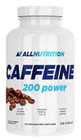 Caffeine 200 Power All Nutrition, 100 капсул