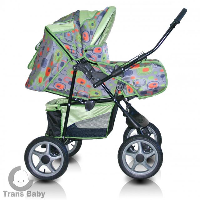Универсальная коляска за 2000 грн. Бывает ли хорошее недорогим?