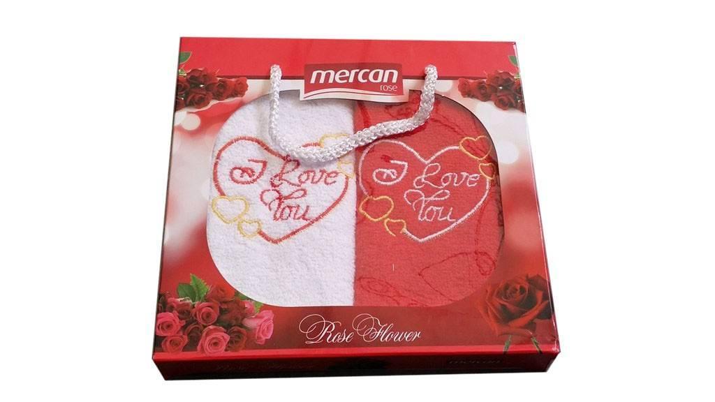 Салфетки Mercan 30*50 2 штуки 30*50