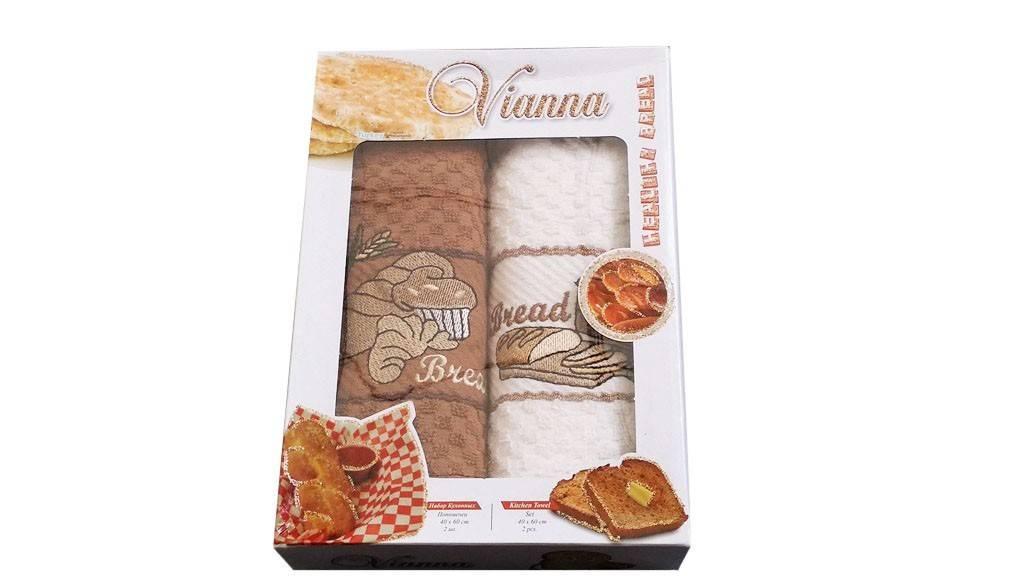 Серветки махрові Vianna 40x60 2 штуки 40*60, 1