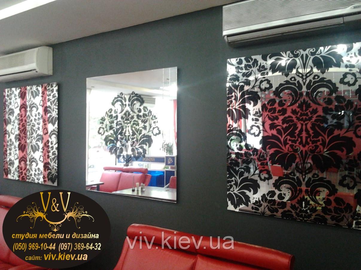 Изготовление зеркал под заказ - Студия мебели и дизайна «V&V» в Буче