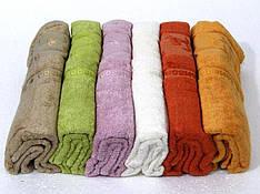 Большое махровое полотенце Bursali 70x140