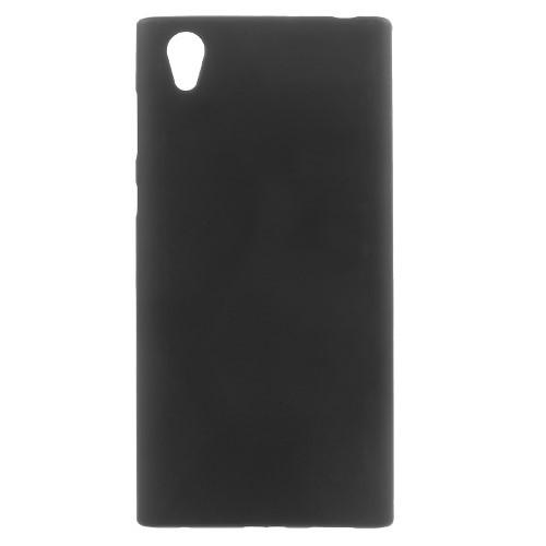 Чехол накладка силиконовый TPU Soft для Sony Xperia L1 черный