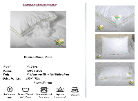 Teom подушка Bamboo Klimarel 50x70