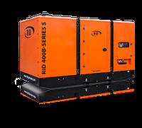 Дизель генератор  RID 400 V-SERIES S (320 КВТ) в капоте + зимний пакет + автозвпуск