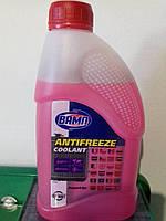 Жидкость охлаждающая Антифриз-40 красный 1л/0,99кг
