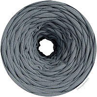 Трикотажная пряжа Серый, 50 м