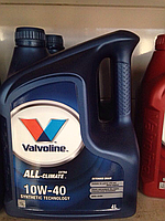 Моторное масло Valvoline 10w40 ALL CLIMATE