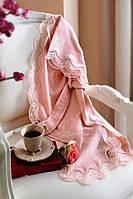 Халат Tivolyo Home BAMBOO Розовый 1 (XS)