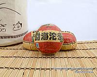 "Китайский чёрный чай - Шу пуэр ""Менхай Тоуча"", 2012 год"