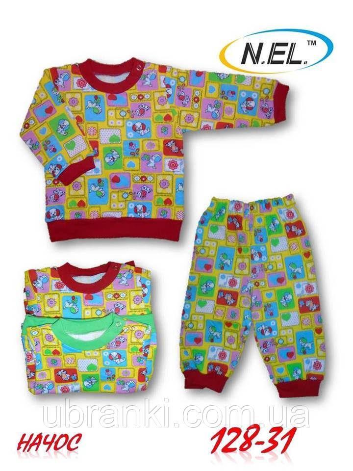 Пижама детская с начесом - Ubranki в Черкассах
