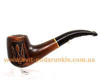Оригинальный сувенир с украинской символикой, курительная трубка