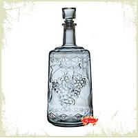 """Бутылка стеклянная """"Традиция"""" 1,5 л."""